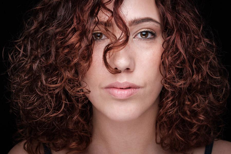 Portrait-Fotoshooting mit Lorena