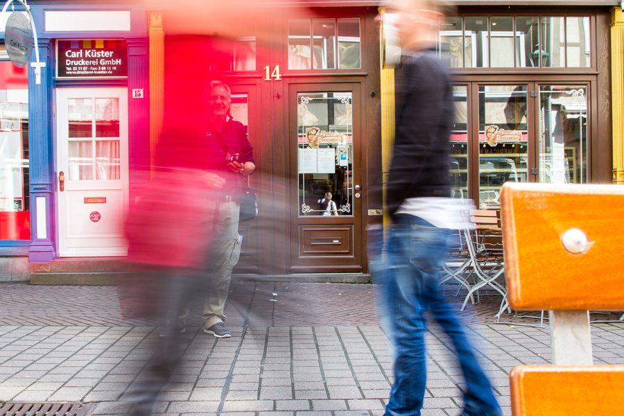 Fotokurse in Hannover: Fotowalk für Fotografie-Anfänger