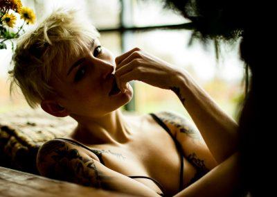 Boudoir-Foto sensual-style