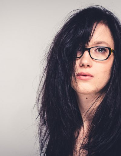 Porträt-Fotoshooting