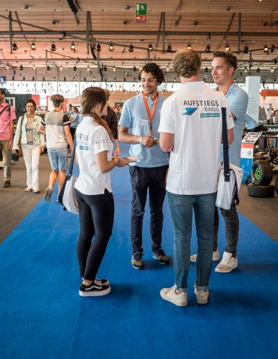 IdeenExpo-Promoterteam